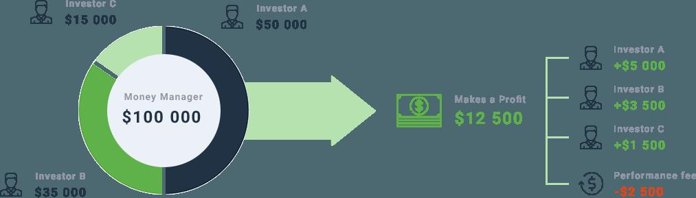 PAMM forex broker solution